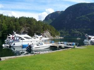 Erfjord Gjestehavn (F.A. Hondsmerk - 2009)